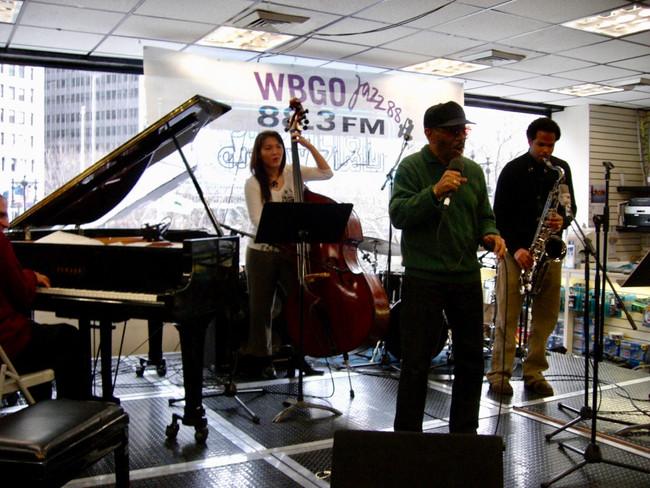 Grady Tate Band WBGO Show.jpg