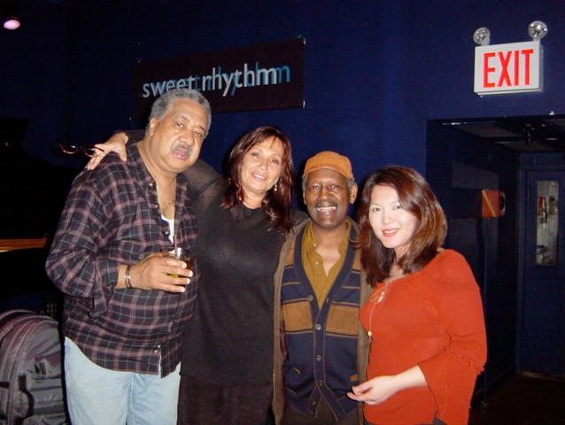 Marilyn Band at Sweet Rhythm