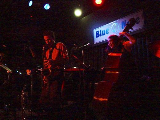 Noriko Ueda Quartet at Blue Note