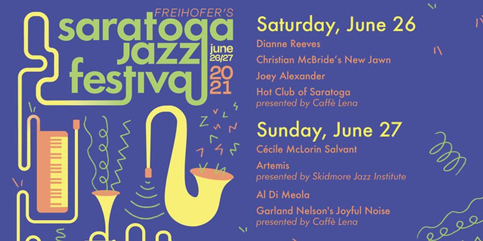ARTEMIS - Saratoga Jazz Festival