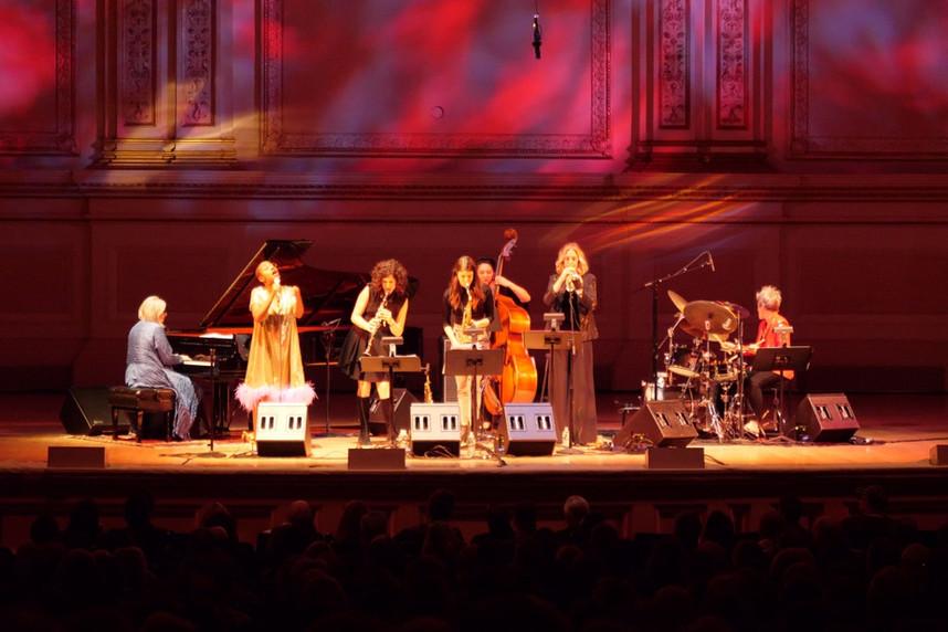 ARTEMIS at Carnegie Hall