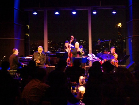 Frank Wess Quintet at Dizzy's Club