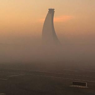 Another foggy beautiful morning !!! Abu
