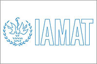 International Association for Medical Assistance logo, IAMAT logo