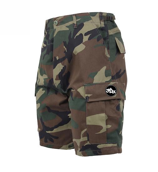 Camo Jah Shorts