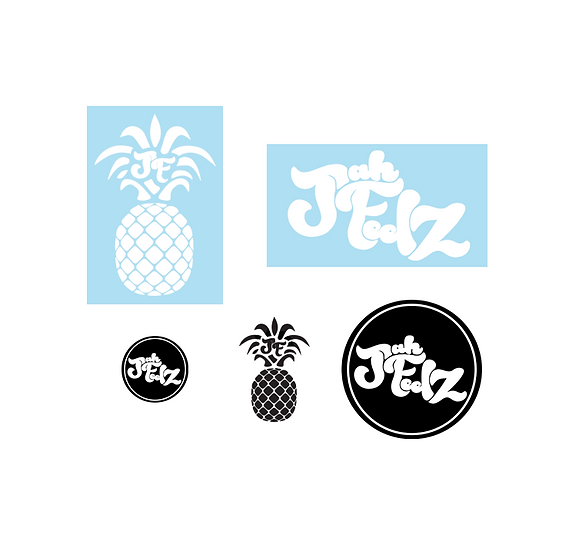Deluxe Sticker Pack