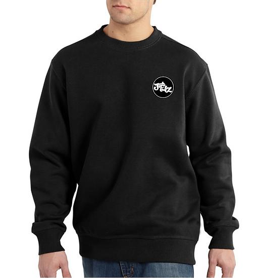 Patch Crewneck Sweatshirt