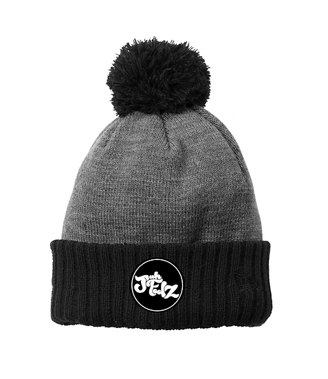 New Era x JahFeelZ Colorblock Beanie