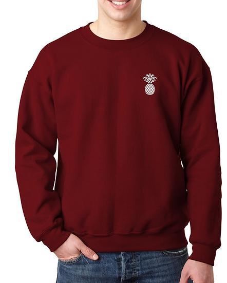 Pineapple Crewneck Sweatshirt