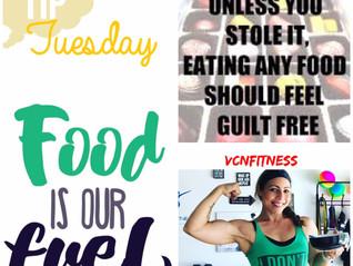 NO FOOD GUILT trainer tip #19 7.4.17