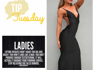 STRONG IS THE NEW SEXY trainer tip #4 3.21.17