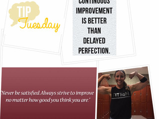 PUSH YOUR LIMITS trainer tip #20 7.11.17