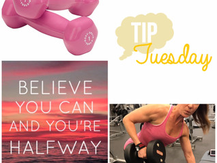 STEP OUT OF YOUR COMFORT ZONE trainer tip #16 6.13.17