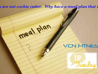 YOU ARE NOT COOKIE CUTTER Trainer Tip #32 10/17/2017