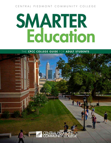 Cover of CPCC Recruitment Mailer