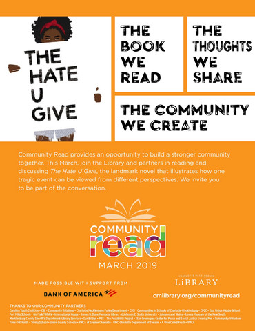 Library Community Event