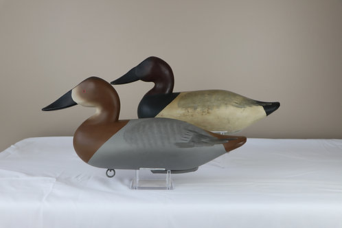 Charlie Bryan | Middle River, MD | Canvasback Pair