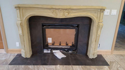 Interior Fireplace 102