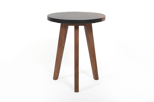 Caspian Round End Table