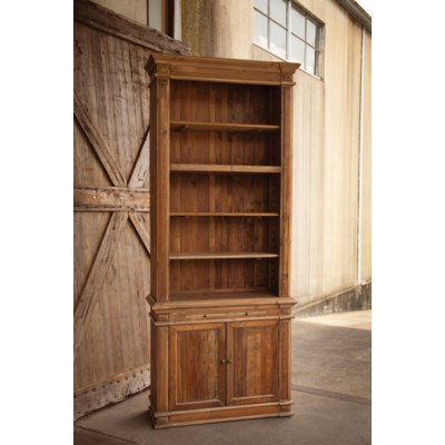 PINE OPEN FACE CABINET