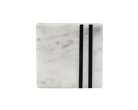 MARBLE ADELAIDE COASTERS - SET OF 4