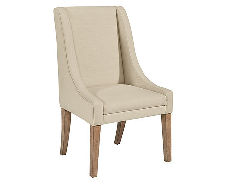 DEMI-WING SIDE CHAIR