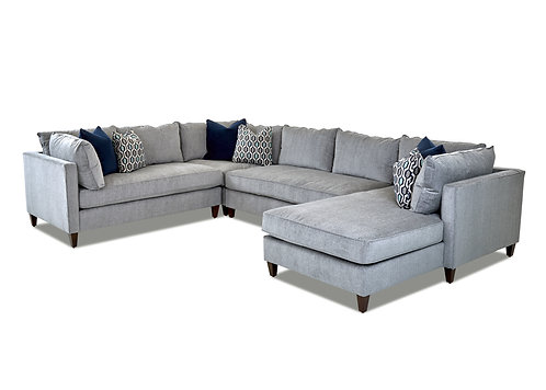 August 4-Piece Sectional