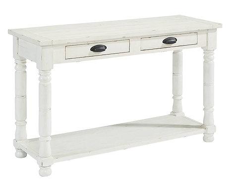 BOBBIN CONSOLE TABLE