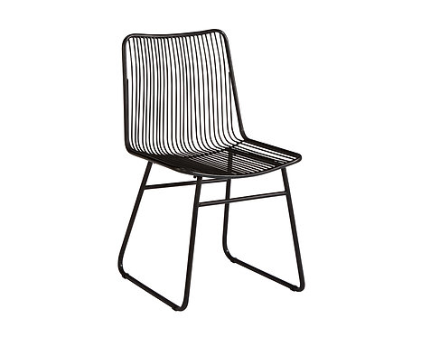 FILAMENT SIDE CHAIR
