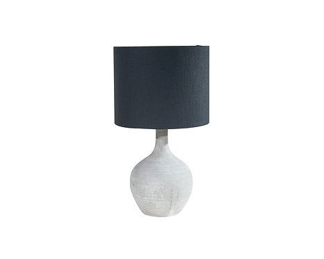 CEMENT ASHBY TABLE LAMP