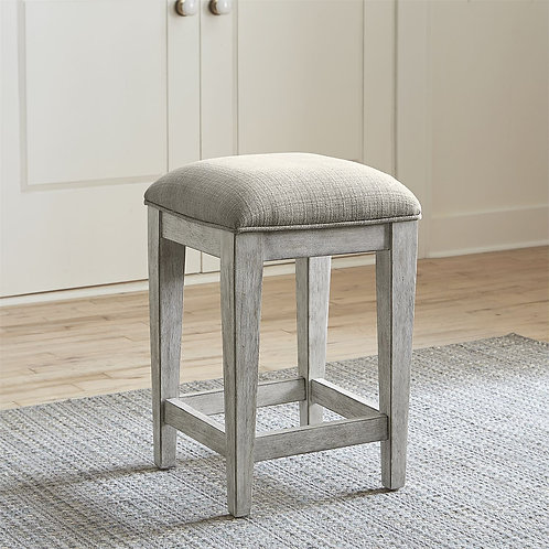 Heartland Upholstered Console Stool
