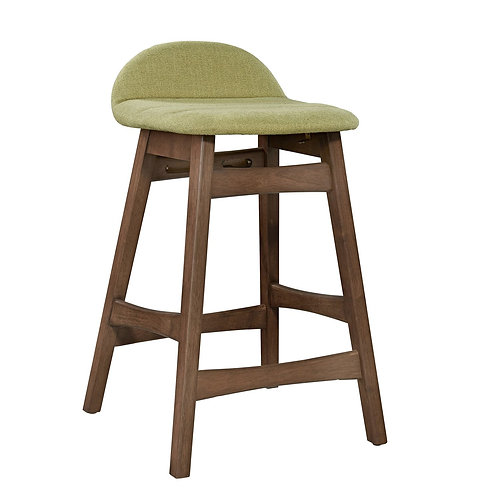 24 Inch Counter Chair - Green