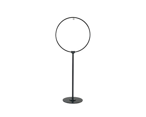OLIVIA PLANT STAND WITH ROUND PLANT HOLDER