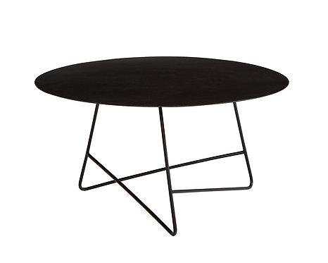 TRAVERSE ROUND COFFEE TABLE