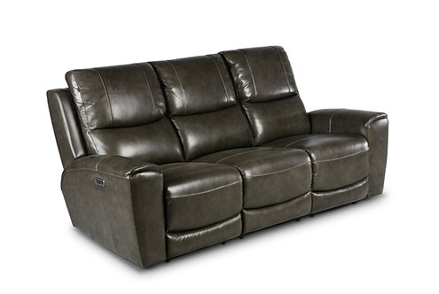 Laurel Pwr Sofa - Grey