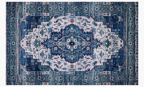 CIE-01 Ivory / Turquoise