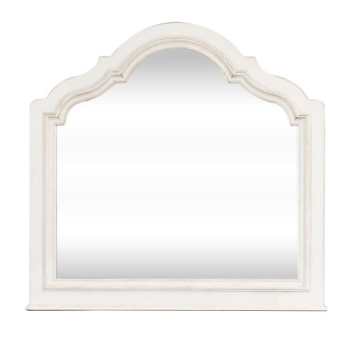 Parisian Marketplace Scalloped Mirror