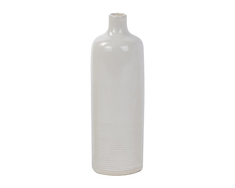 CERAMIC CLAUDE BOTTLE VASE - SMALL