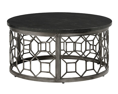 EQUINOX ROUND COCKTAIL TABLE