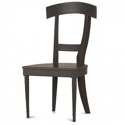 HOXTON CHAIR W/ WOODEN SEAT