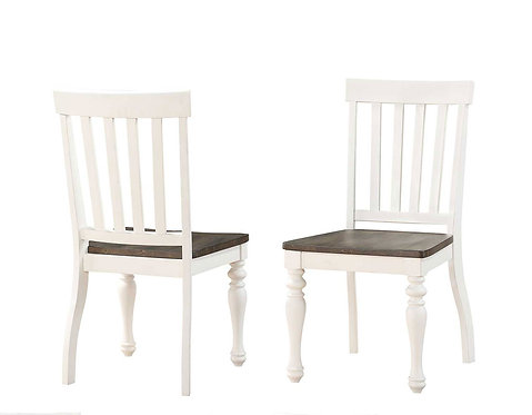 Joanna Two Tone Side Chair