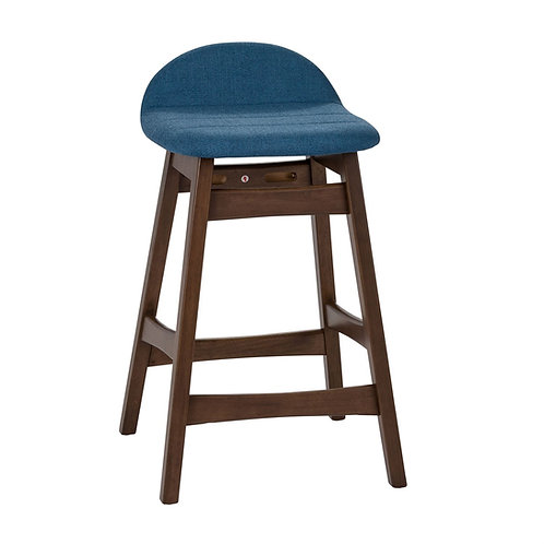 24 Inch Counter Chair - Blue