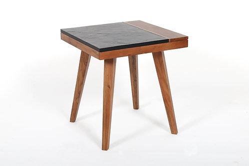 Caspian Square End Table