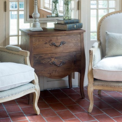 RECLAIMED PINE ORLEANS COMMODE