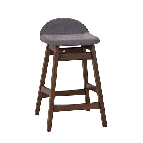 24 Inch Counter Chair - Grey