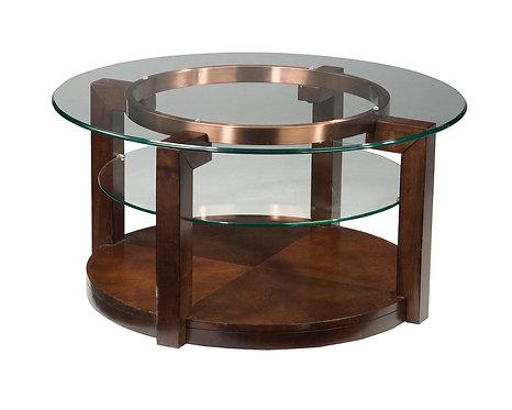CORONADO COCKTAIL TABLE W/ROUND CASTERS