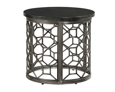 EQUINOX ROUND END TABLE