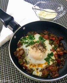 Eggs for Breakfast collection No.2 - Turkish Menemen