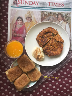 Eggs for Breakfast collection No.4: Parsi Pora