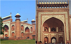Visit Agra - Home to India's rich Mughal history  Part 1: The Taj Mahal